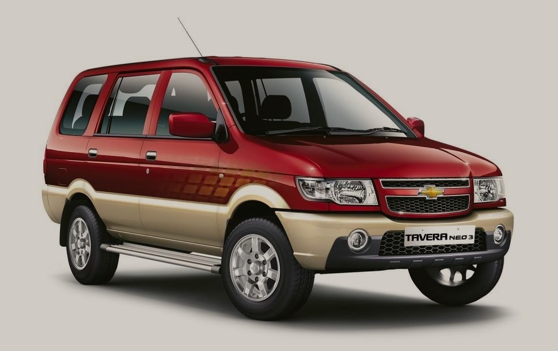 Chevrolet on rent in Pune