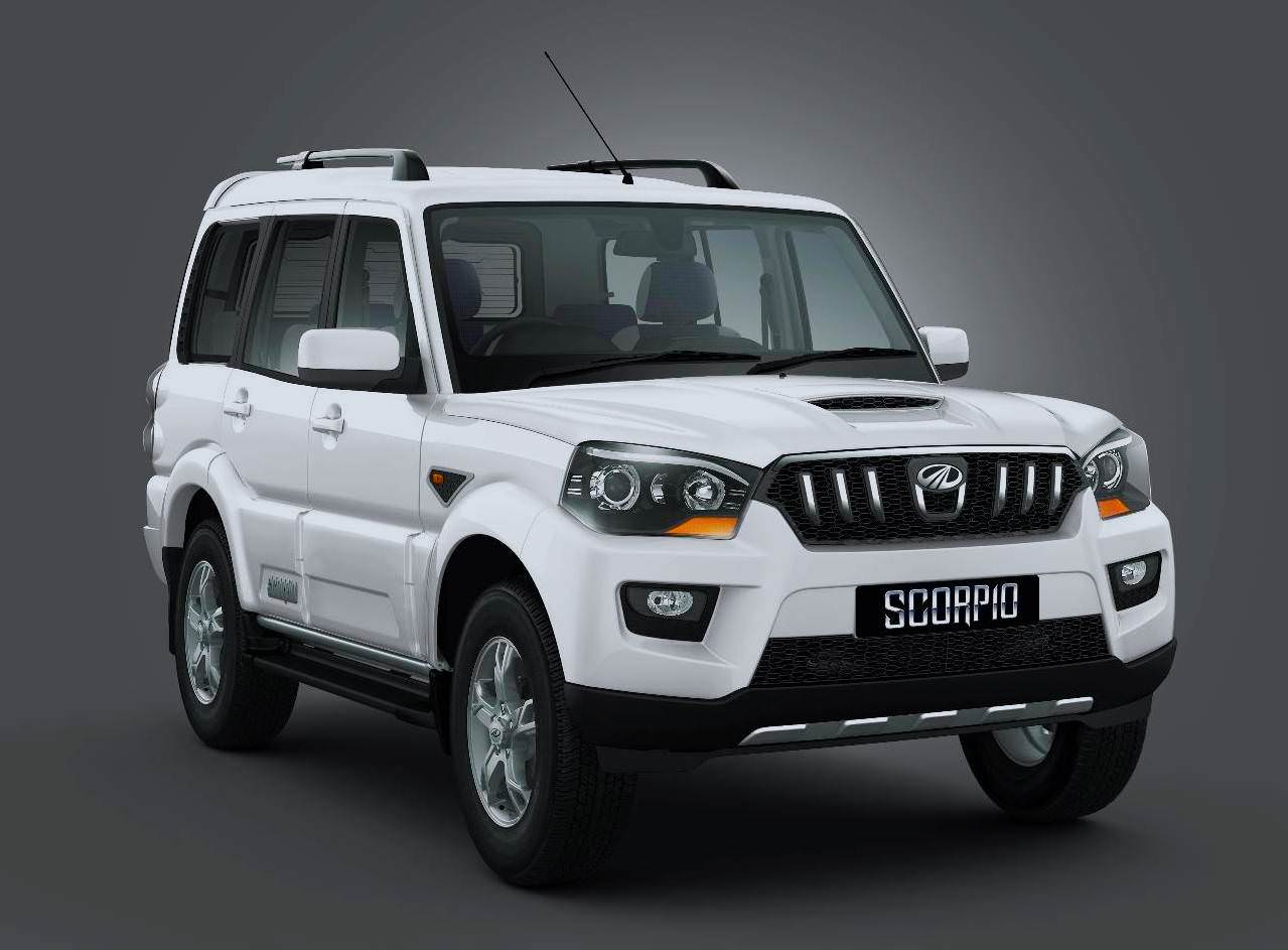 Book Mahindra Scorpio SUV Cab in Pune | Best Car Rental ...