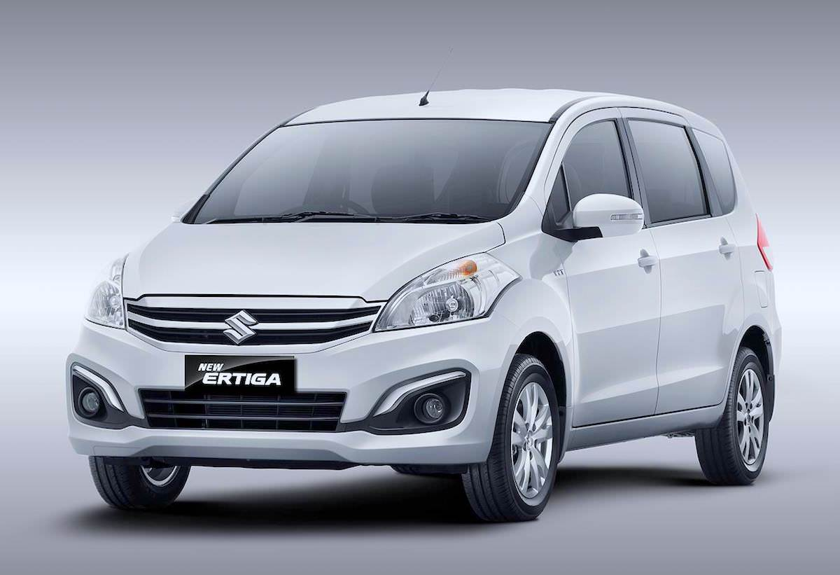 Ertiga on rent in Pune