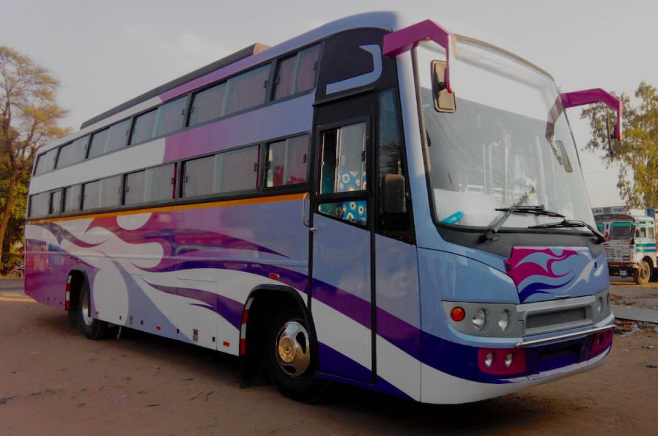 Best Rates for Bus Hire in Pune