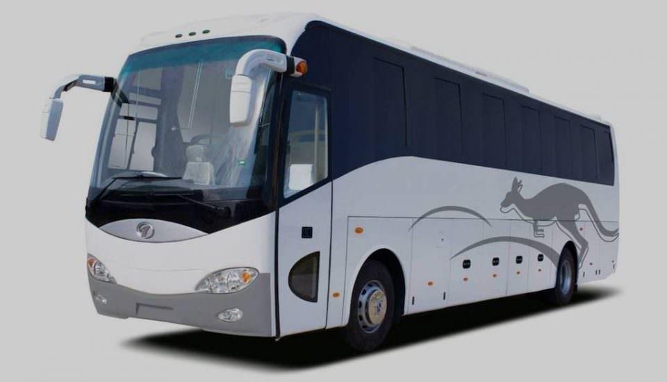 Semi Luxury Bus Hire