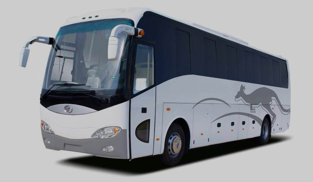 Luxury bus on rent in Pune