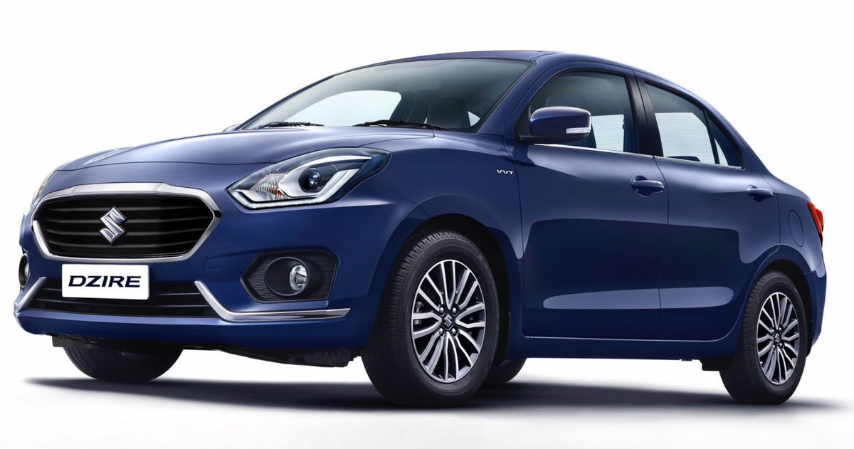 Swift Dzire on rent in Pune