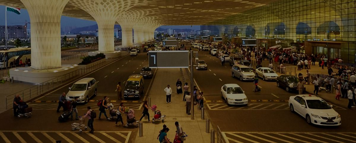 Airport Pickup & Drop Service in Mumbai & Pune
