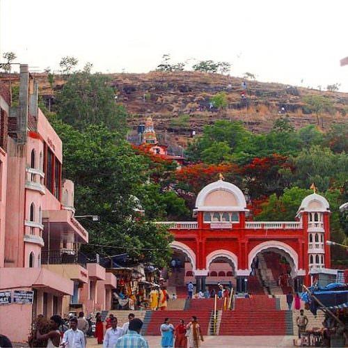 Car rental for Chaturshringi Temple