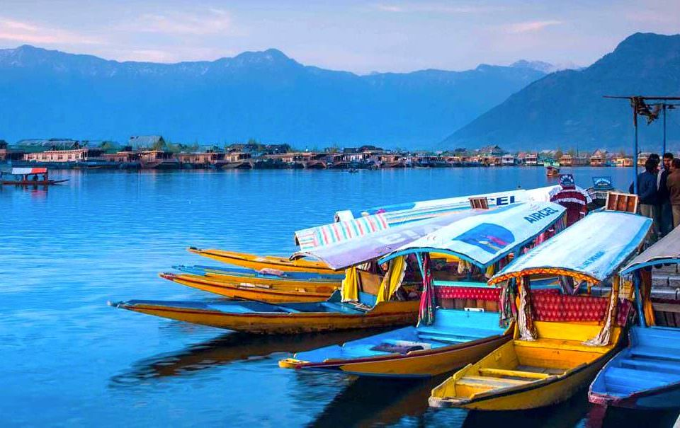 Kashmir Tour Booking at Pune Tours
