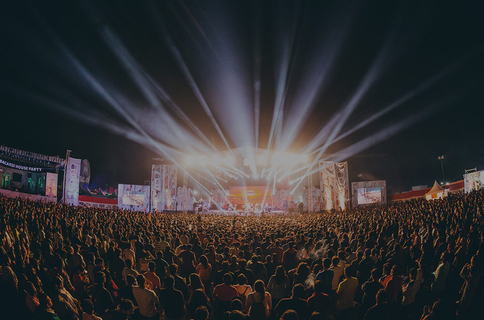 Book a Car for NH7 Weekender