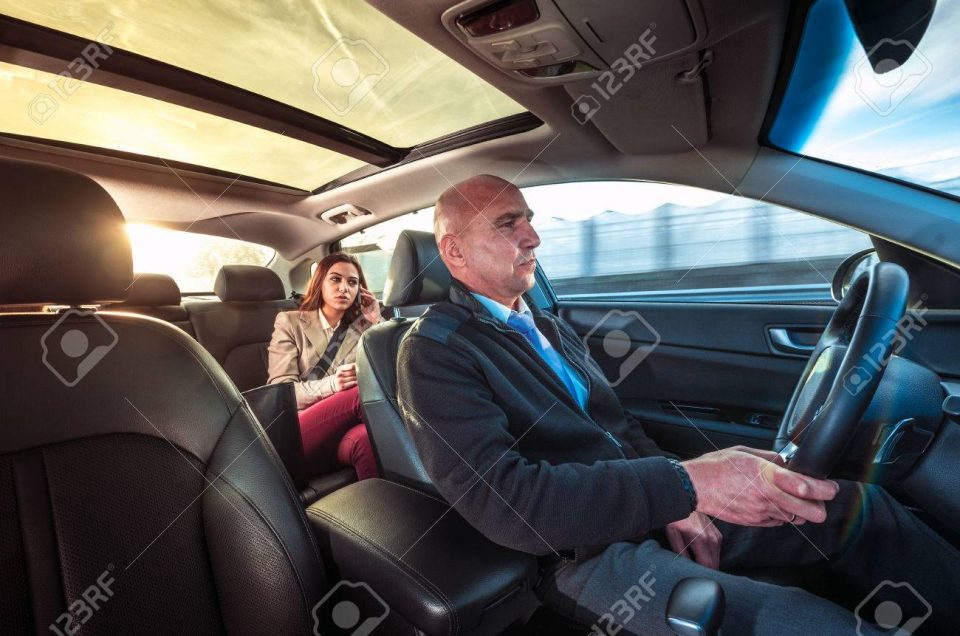 Secret Driving Tips from a Chauffeur