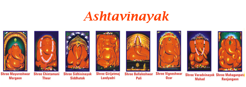 ashtavinayak tour by car