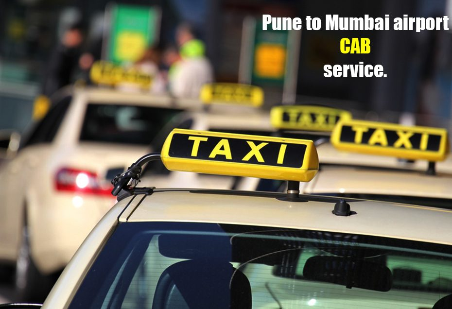 Pick Up and Drop Off Service Pune