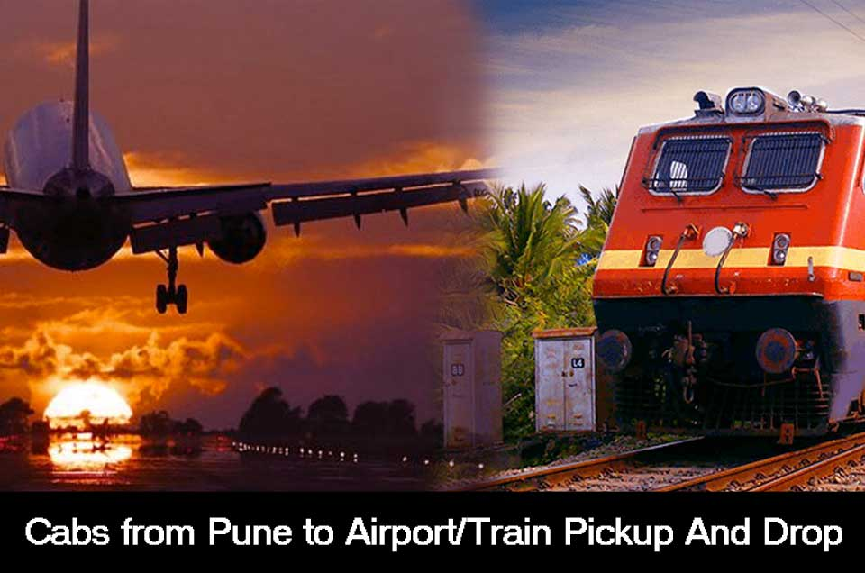 Airport Pickup And Drop Off Cabs in Pune