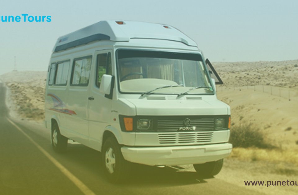 Hire a Luxury Tempo Traveller in Pune