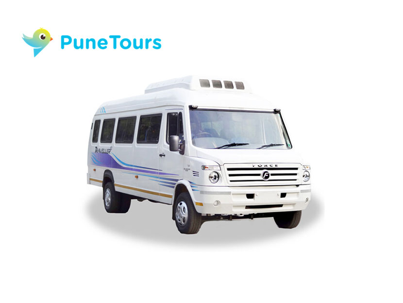 tata winger hire in Pune