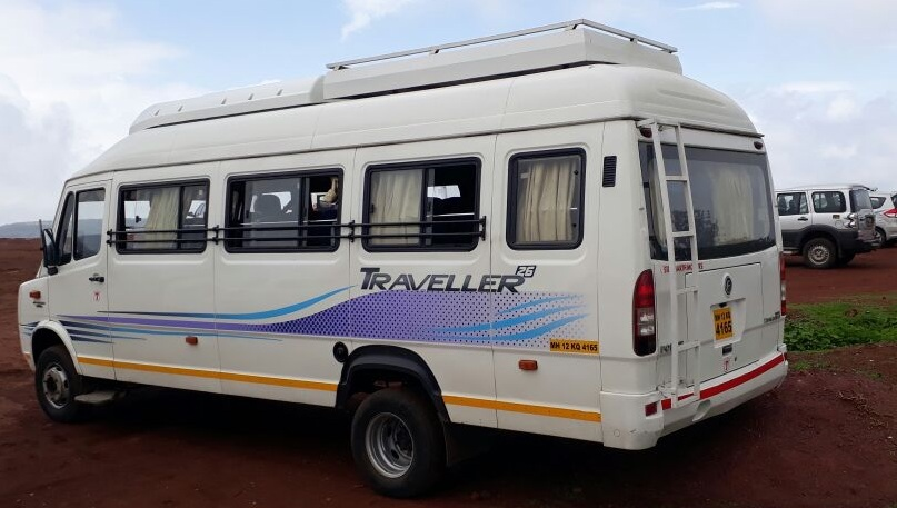 Tempo Traveller Next Generation Mobility Solutions