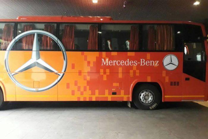 49 Seater Mercedes Benz Bus