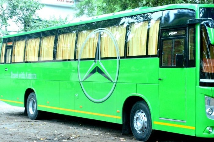 50 Seater Bus Hire