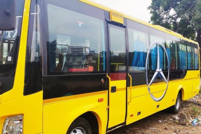 32 Seater Bus HIre